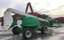 Used 2007 JLG 600A B