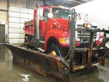 2006 Sterling L9500 Dump truck