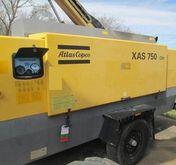 2010 Atlas Copco XAS750 CD6 Air