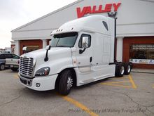 2018 FREIGHTLINER CLASSIC CASCA