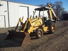 CASE 580L Backhoe loader