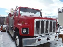 1986 INTERNATIONAL 2674 Fire tr