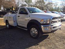 2016 RAM 4500 Wrecker tow truck