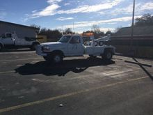 1992 FORD F350 WRECKER TOW TRUC