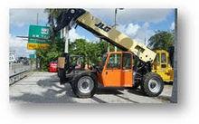 2012 JLG G10-55A Telehandler
