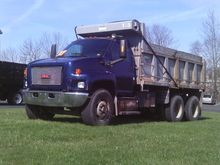 2007 GMC C8500 DUMP TRUCK