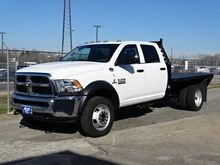 2017 Ram 4500 Chassis Cab Fire