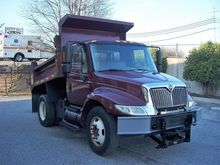 2007 INTERNATIONAL 4200 DUMP TR