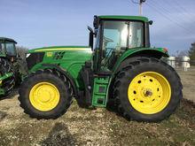 John Deere 6155M Tractors