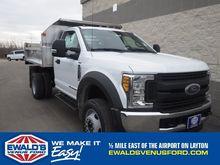 2017 Ford F-550 Dump truck
