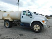 2005 FORD F650 WATER TRUCK