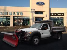 2016 FORD F-450SD CAB CHASSIS