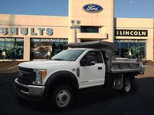 2017 Ford F-550SD Cab chassis