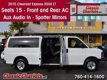 2015 Chevrolet Express 3500 Cre