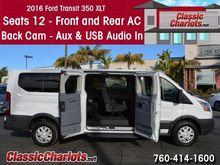 2016 Ford Transit 350 Crew van