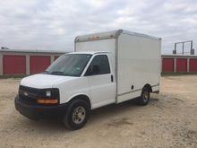 2004 CHEVROLET EXPRESS G3500 Bo
