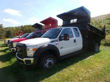 2016 Ford F-450 Dump truck