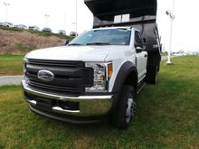 New 2017 FORD F-450
