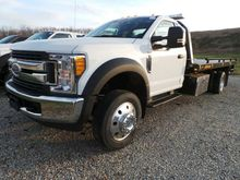 2017 FORD F-550 ROLLBACK TOW TR