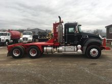 2009 MACK GRANITE WINCH TRUCK