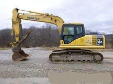 2008 KOMATSU PC160 LC-8 Excavat