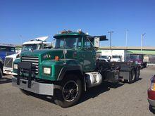 1999 MACK RD688SX Garbage truck