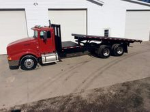 1995 INTERNATIONAL 9400 FLATBED