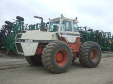 1983 Case 4890 Tractors