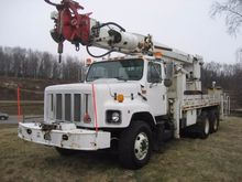 2001 INTERNATIONAL 2674 Cab cha