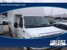 2012 Ford E-350 Box truck - str