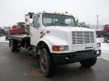 1999 INTERNATIONAL 4900 Rollbac