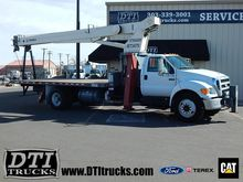 Used 2005 FORD F750