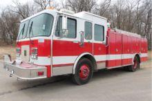 1995 SPARTAN LA41M-2142 FIRE TR