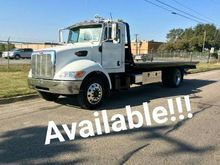 2007 PETERBILT 330 Car carrier