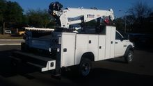 2016 RAM 5500 Crane truck