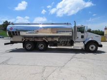 2015 KENWORTH T800 Fuel truck -