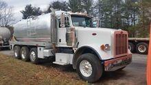 2011 PETERBILT 367 Vacuum truck