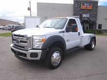 2016 FORD F450 XLT WRECKER TOW