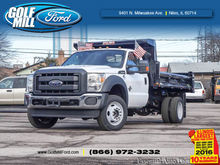 2016 Ford F-450 Contractor truc