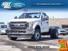 2017 FORD F-350 BOX TRUCK - STR