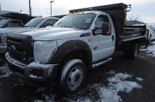 New 2016 FORD F-550