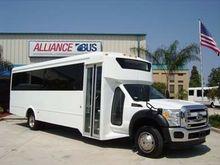 2017 Glaval Entourage Bus