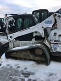 2015 Bobcat T750 Compact track