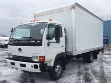 2005 Nissan UD1400 Box truck -