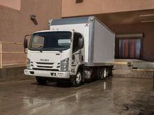 New 2015 Isuzu Truck
