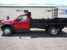 2006 FORD F450 Dump truck