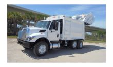 Used 2009 IHC Garbag