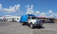 2007 IHC Garbage truck