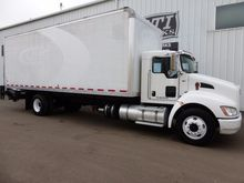 2013 KENWORTH T270 Box truck -