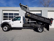 2005 FORD SUPER DUTY F-550 POWE